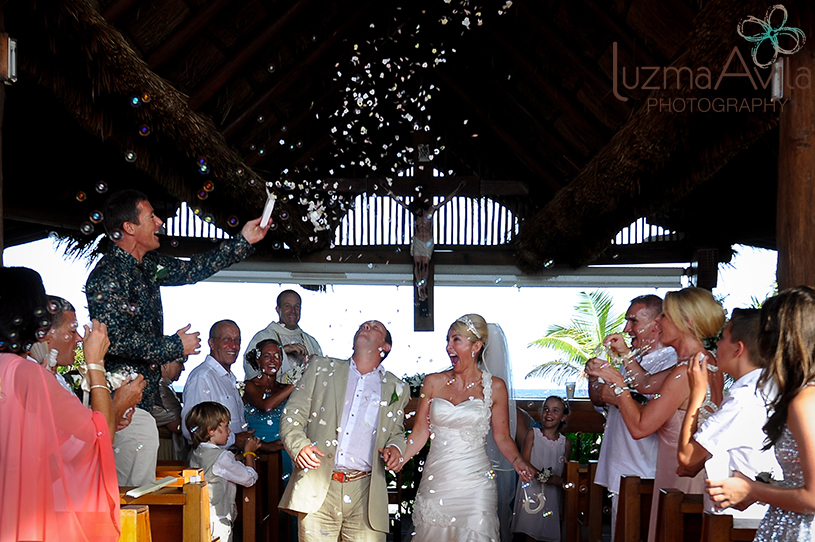 grand sirenis wedding photography