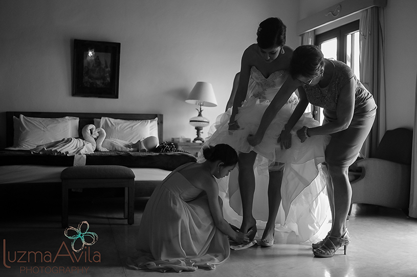 haciendas puerto aventuras wedding photography