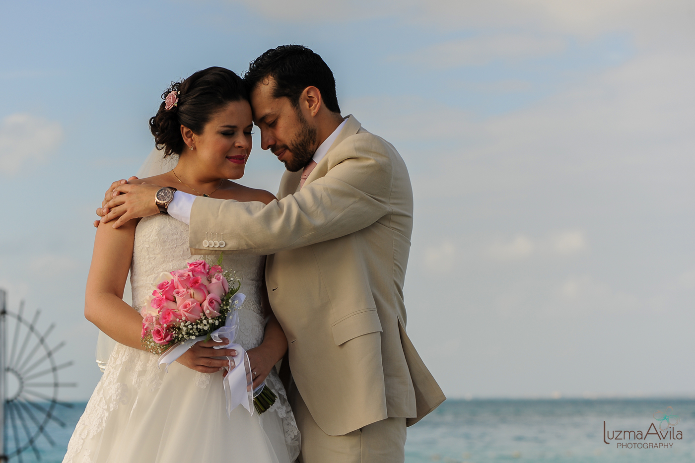 hotel presidente cancun wedding