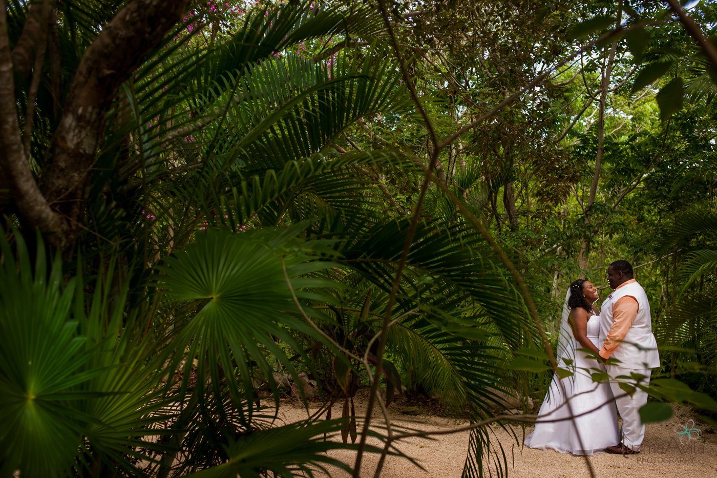 trash the dress riviera maya