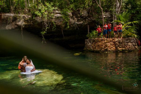 E'toys & Christopher | Cenote TTD