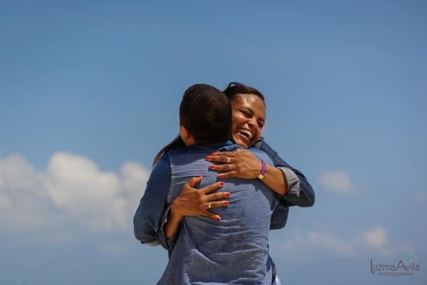Michelle & Diego | Cancun Engagement