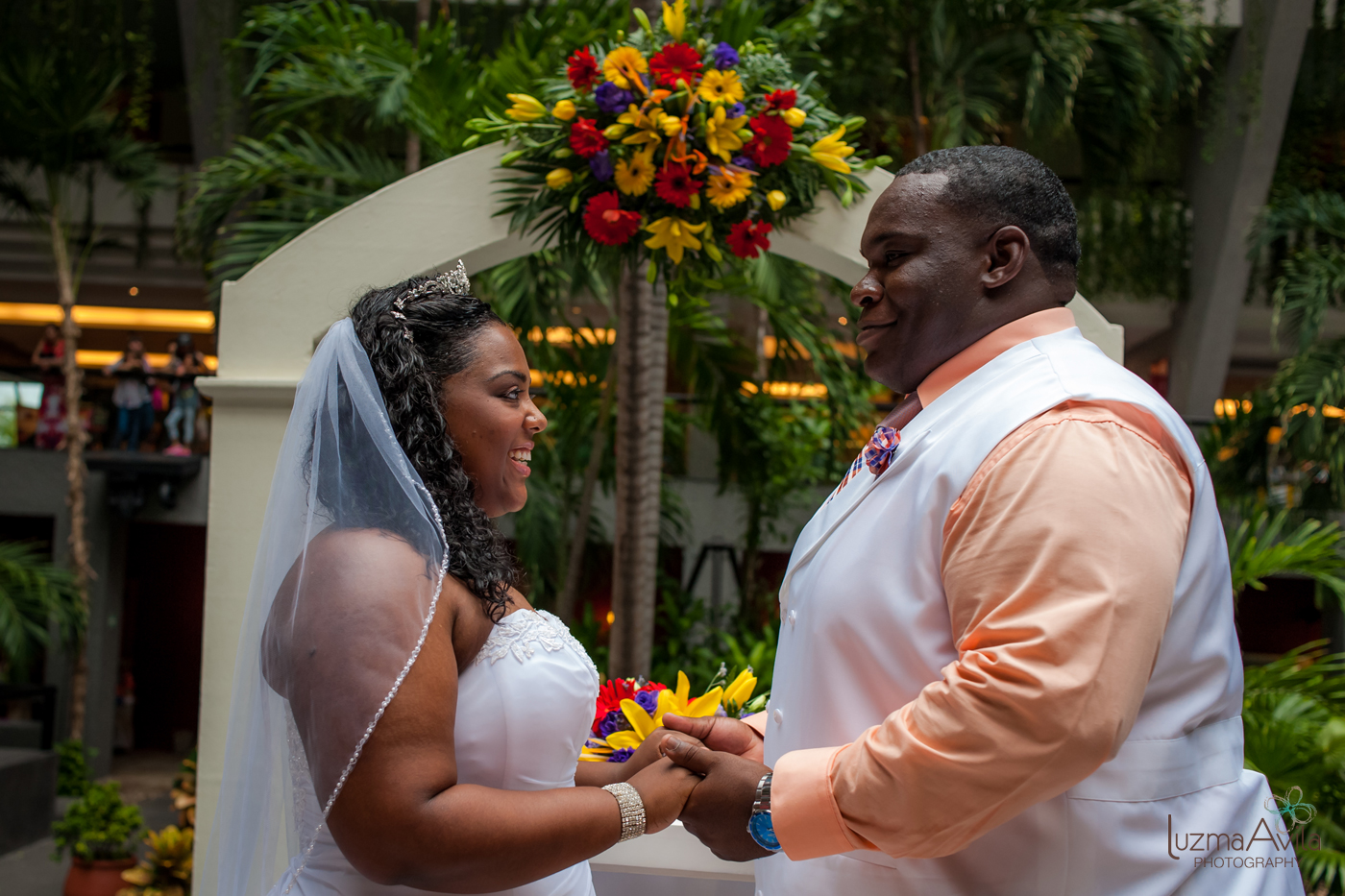 grand oasis cancun wedding photography
