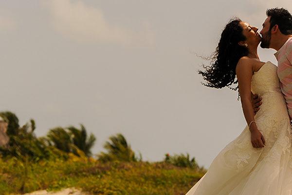 Melissa & Regis | Puerto Morelos