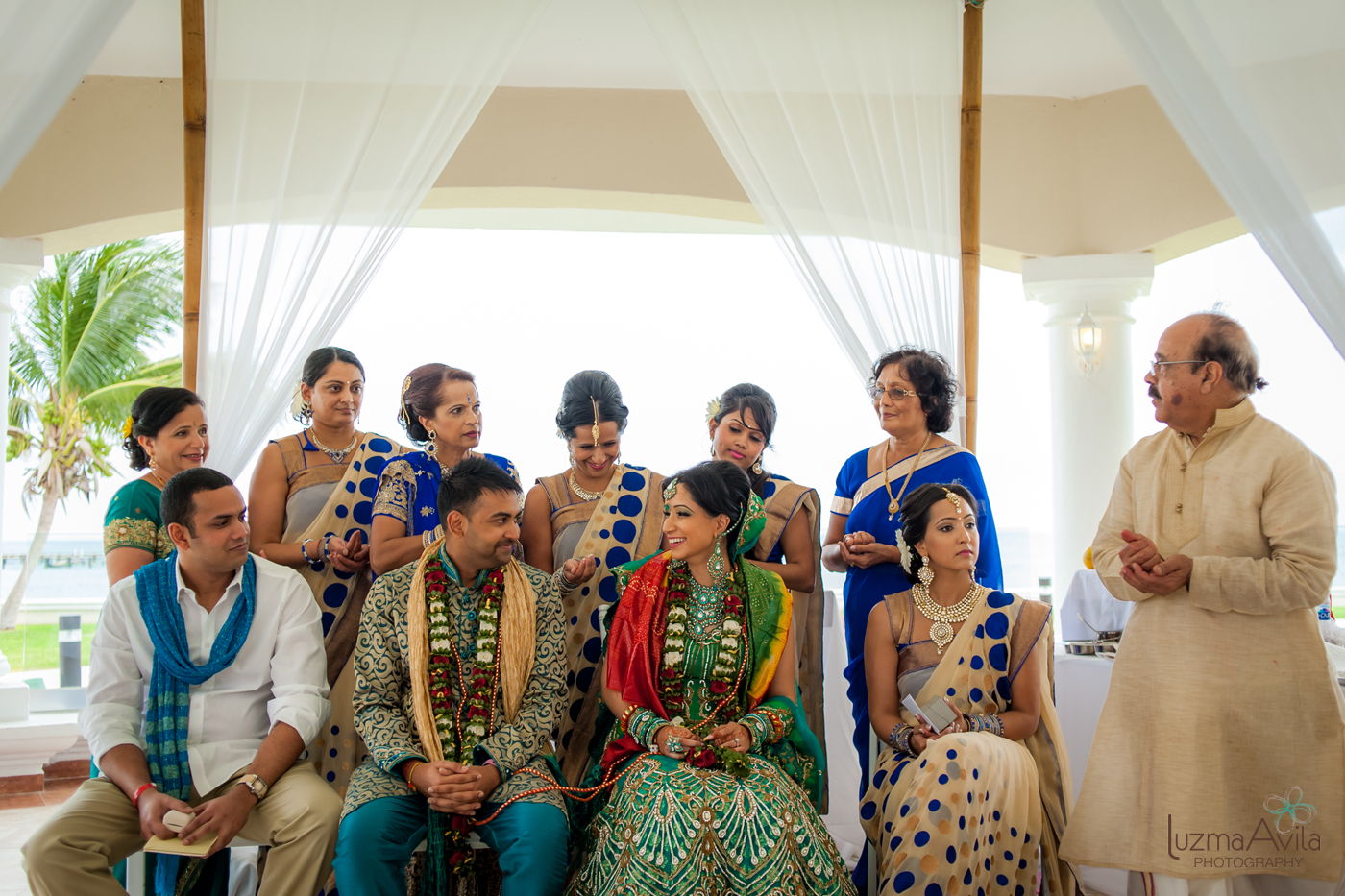 riviera maya hindu weddings