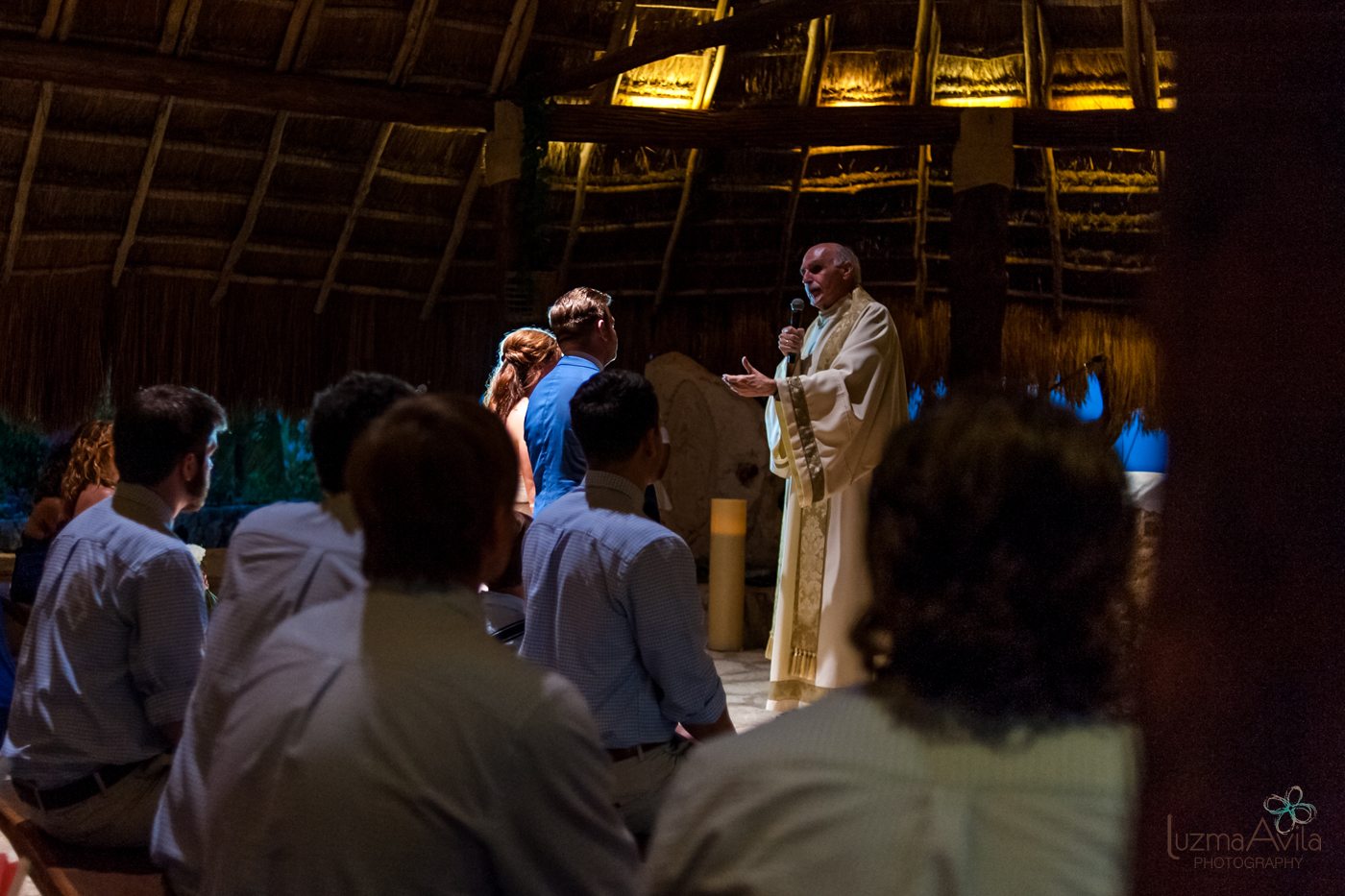 xcaret wedding photos