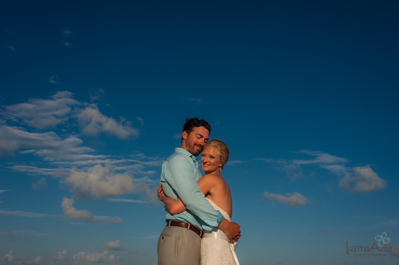 akiin beach club wedding
