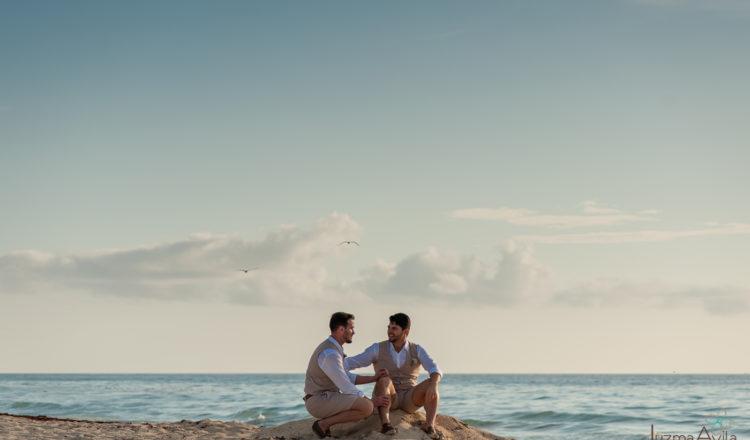 Paolo & Francisco | Symbolic Wedding