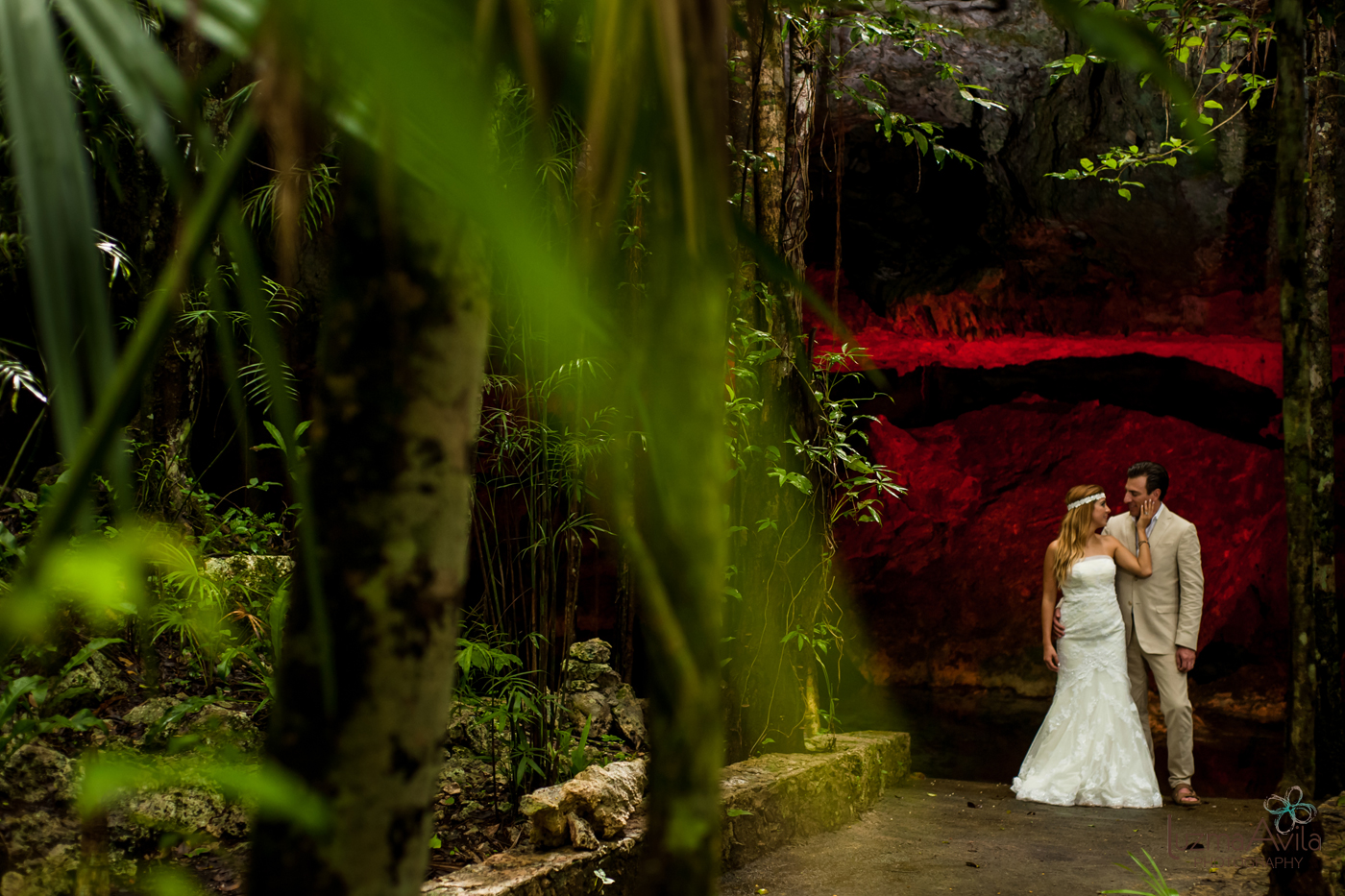 cenote photography