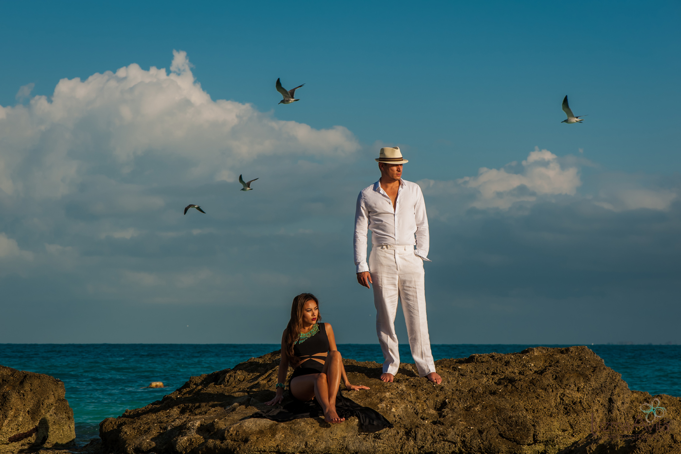 cancun portrait session