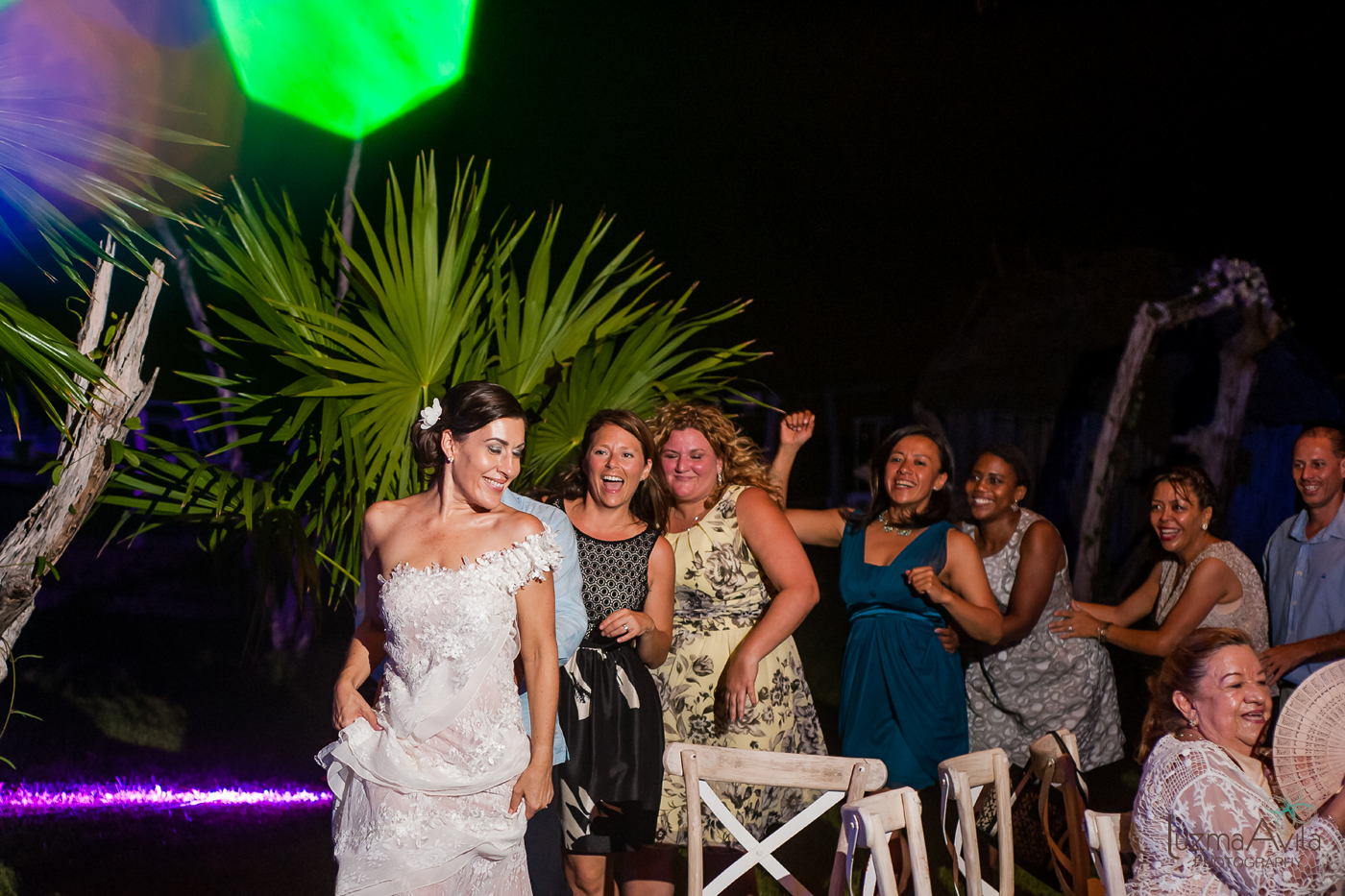 wedding photography cancun el manglar