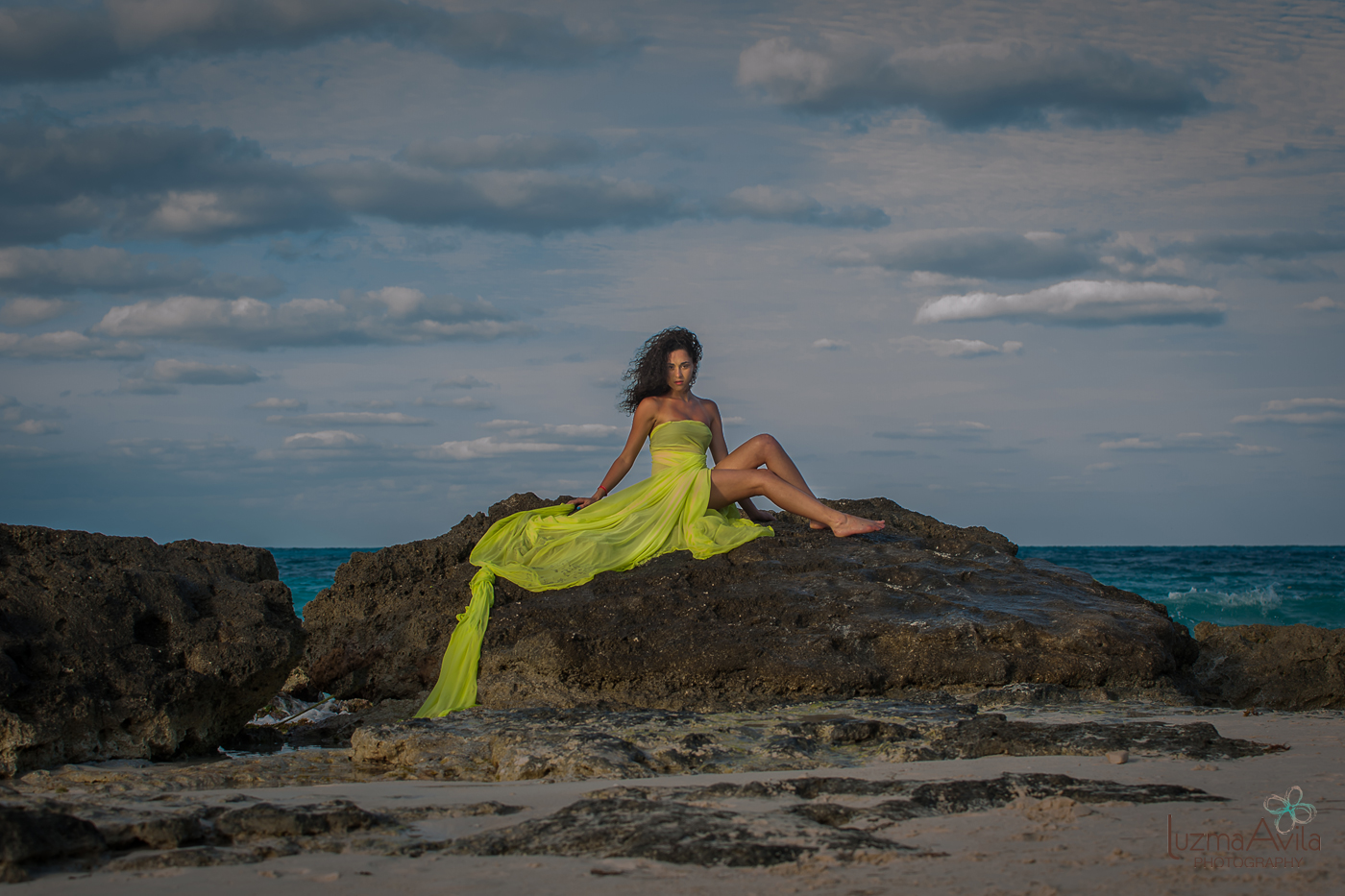 cancun model photography