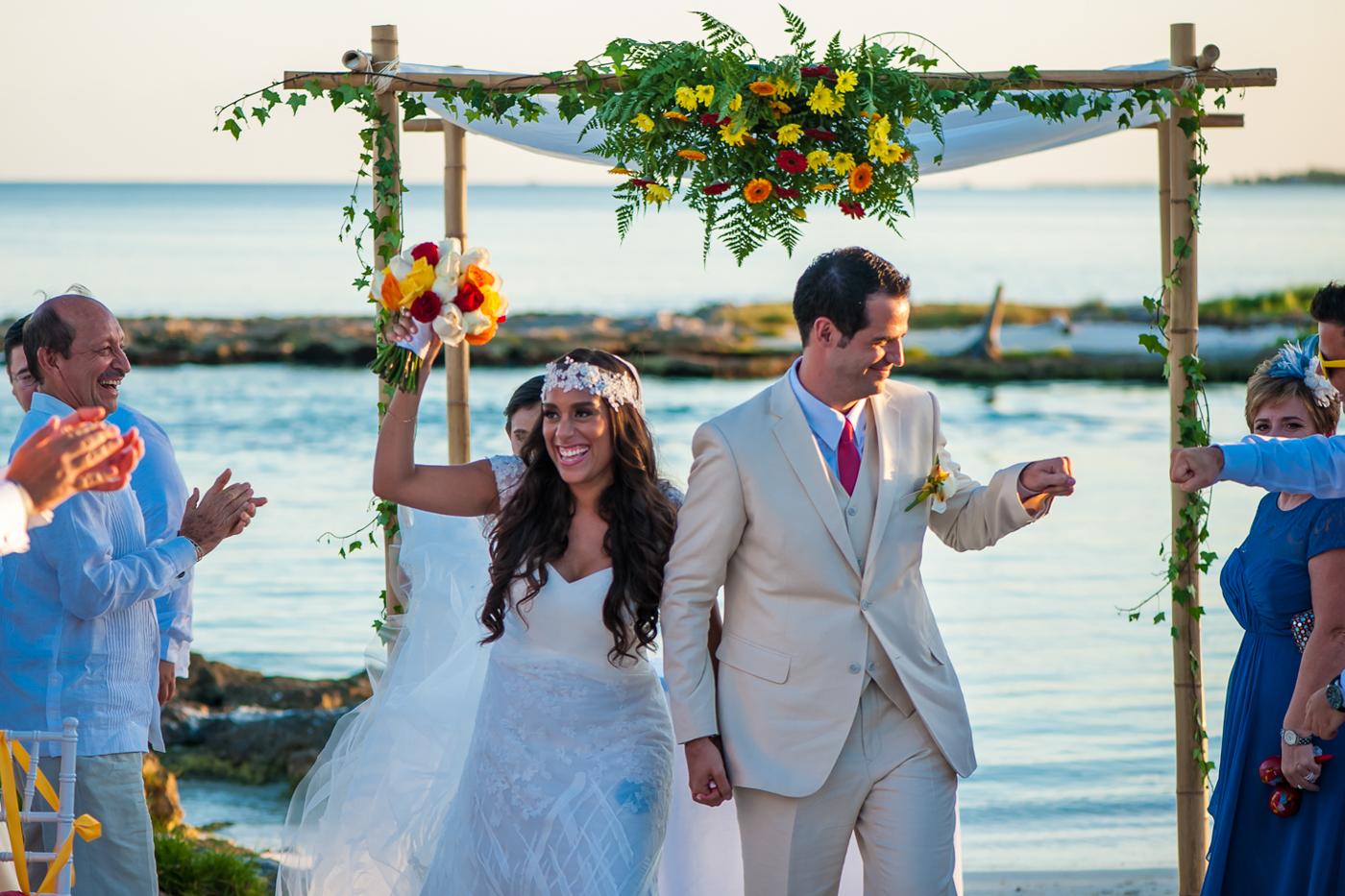 hacienda tankah wedding photos