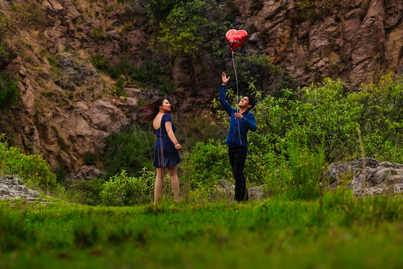 engagement session tlaxcala mexico