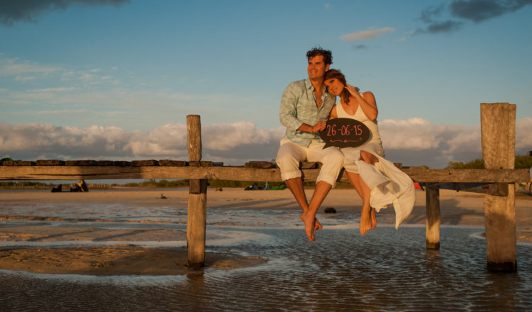 Fedra & Paul | Isla Blanca Quintana Roo