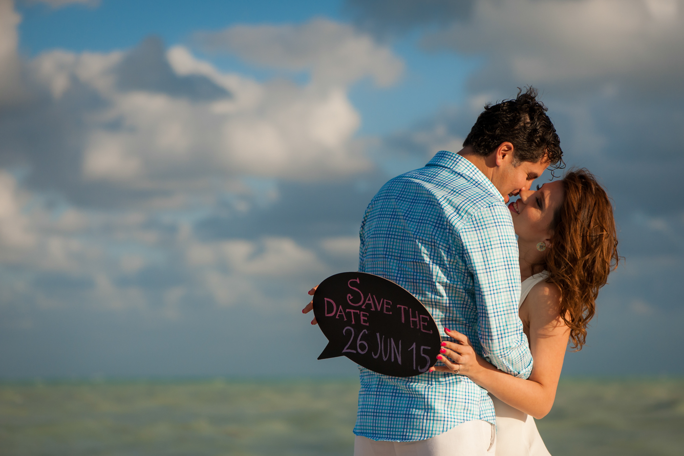 engagement session isla blanca