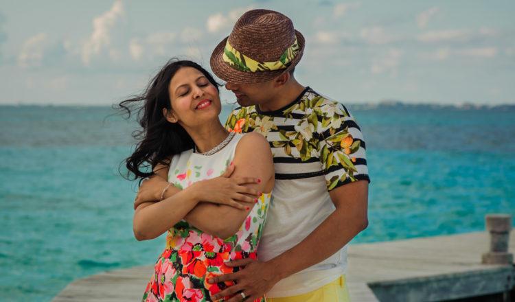 Kishore & Chetana | Riu Cancun