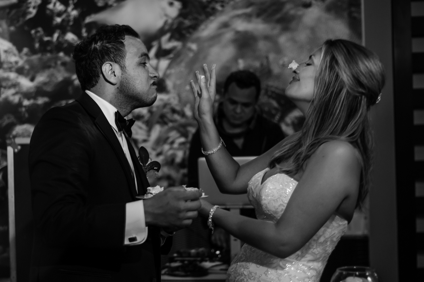 riu cancun wedding photography