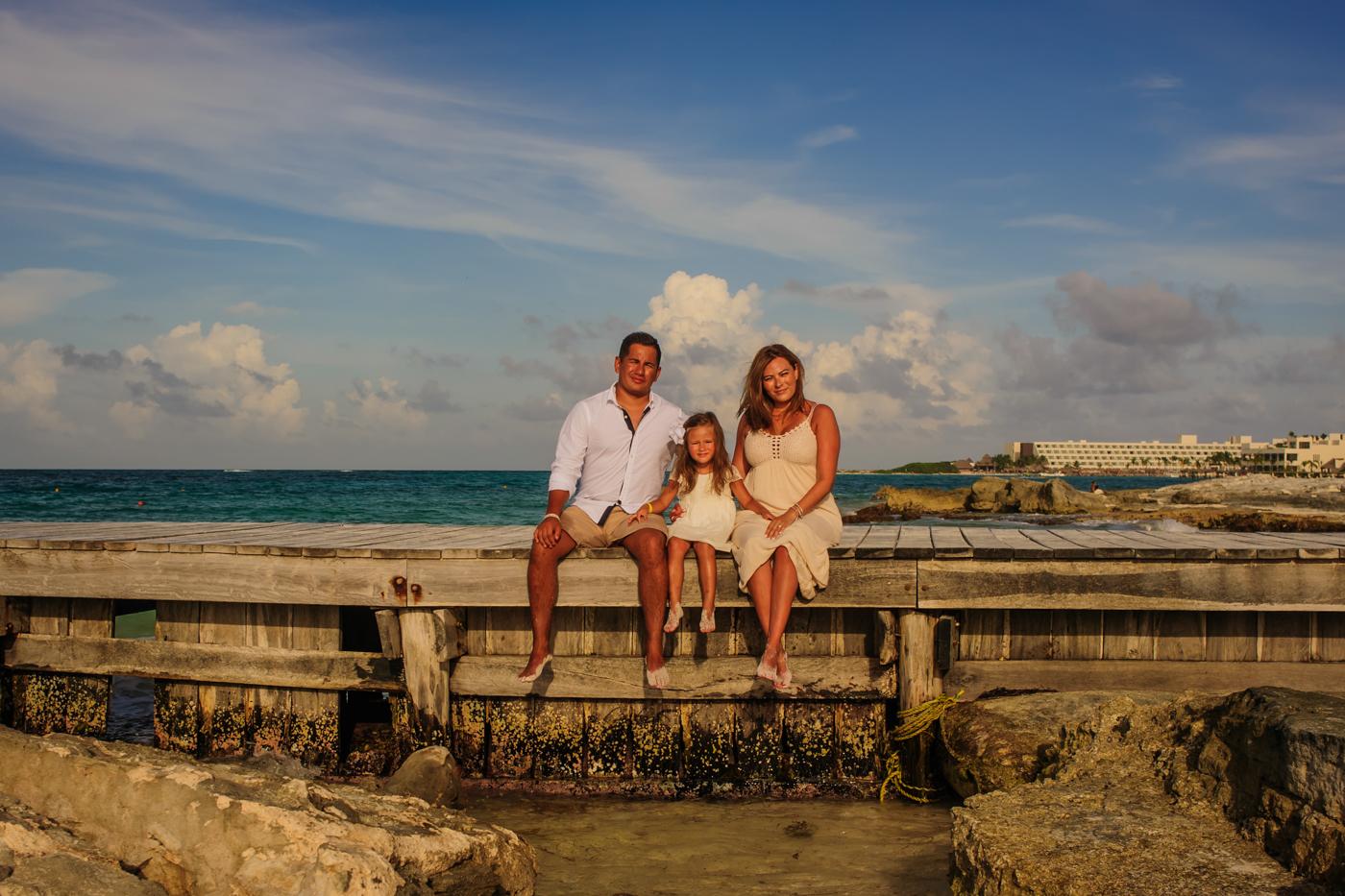 riu cancun anniversary session