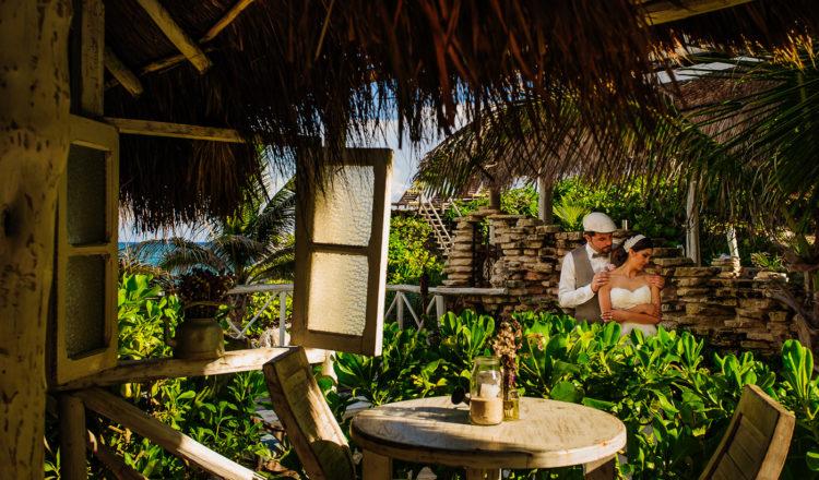 Erandy & David | Akiin Beach Tulum