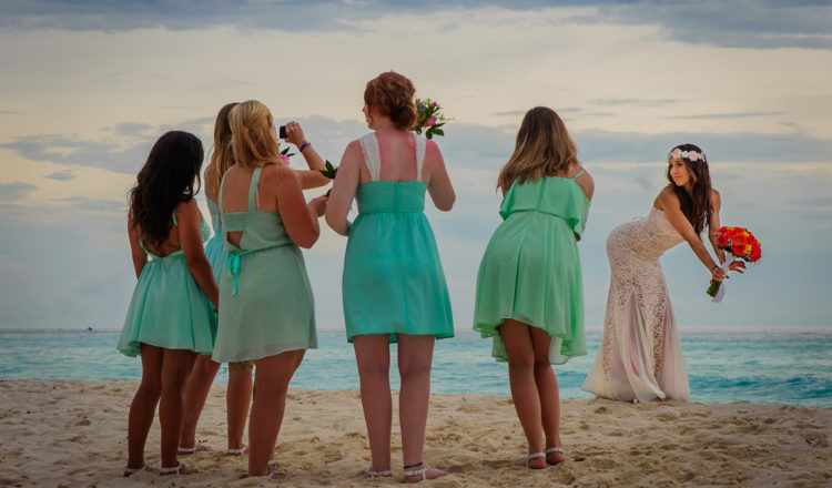 3 REASONS WHY MAIDS OF HONOR ARE INDISPENSABLE!