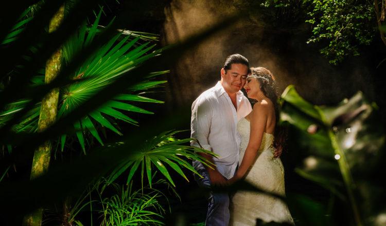 Marcela & Carlos | Xpu-Ha Quintana Roo