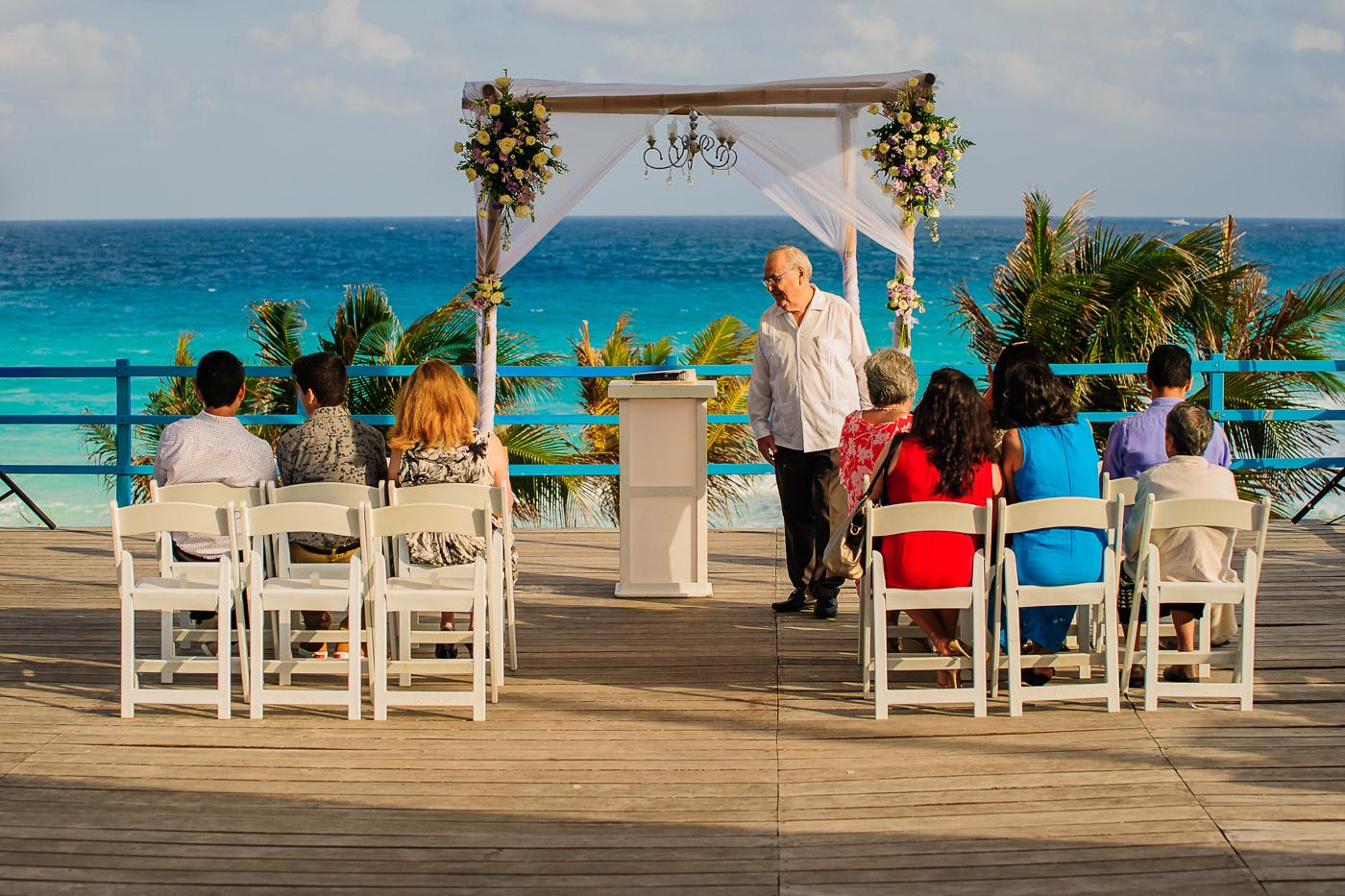 Grand Oasis Cancun Wedding