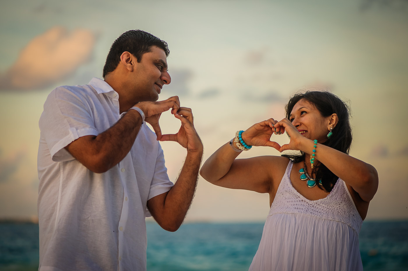 riu cancun anniversary session