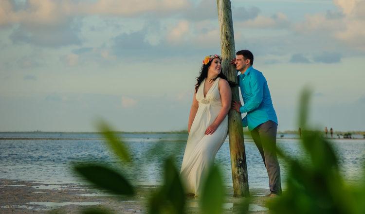 Sarah & Dan | Isla Blanca Quintana Roo