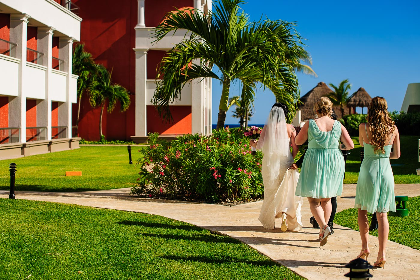 hard rock riviera maya wedding photography