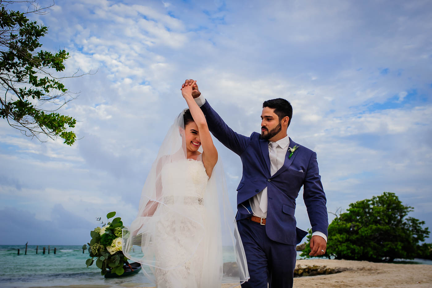 tres rios wedding cancun wedding photography