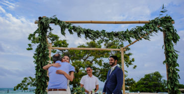 A FATHER'S ROLE AT A WEDDING