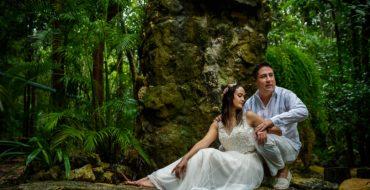 Ana & Carlos | Trash The Dress | Pueblo Sac-Be