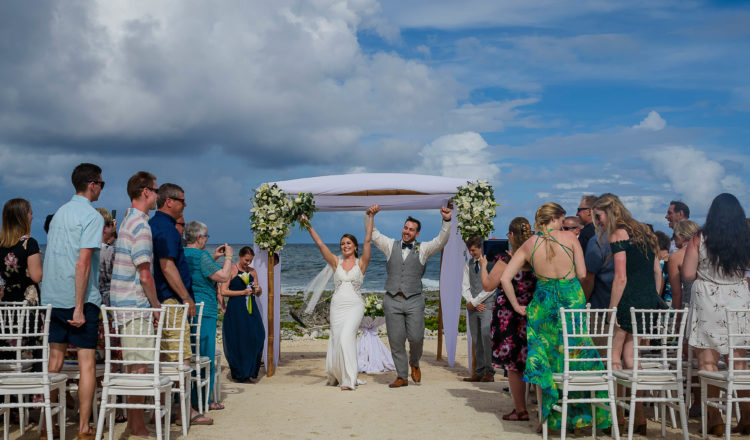 Drew & Bradlley | Grand Sirenis Riviera Maya