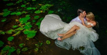 Kandice & Joseph | Cenote El Buho