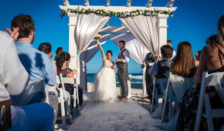 Heather & Ryan | Secrets The Vine | Cancun