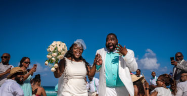 Tiffinie & Nathaniel | Hard Rock Cancun