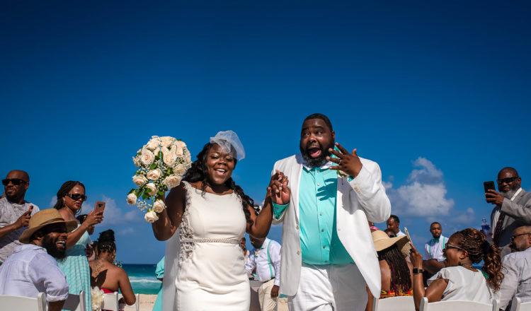 Tiffinie & Nathaniel | Hard Rock Cancun