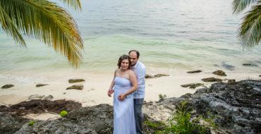 Annie & Alberto | Ocean Weddings by Ocean Events